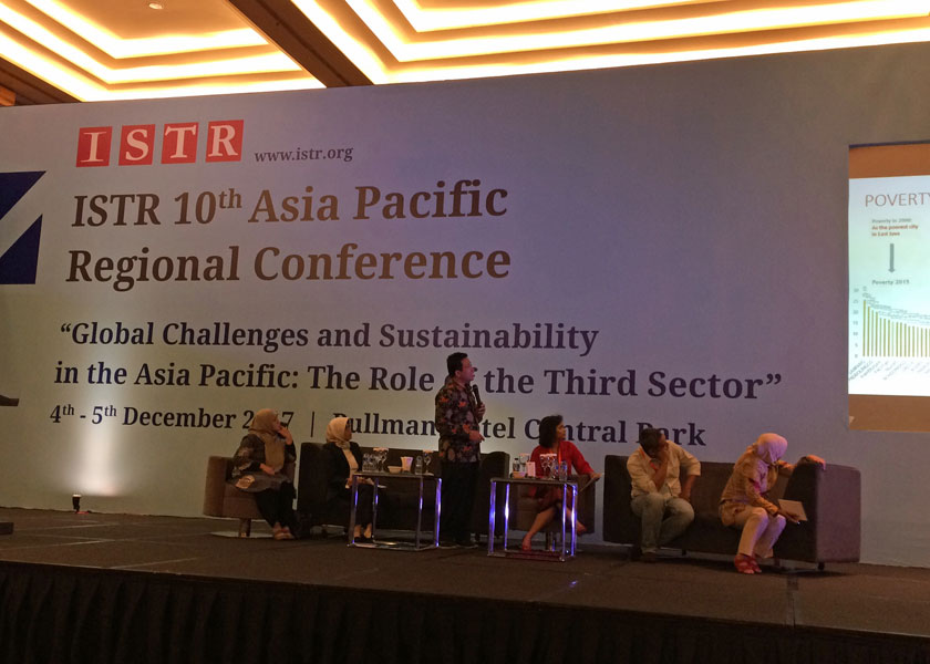 Regional Neighbours Conference a Great Success – Report on the ISTR Asia Pacific Conference